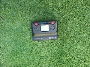 Extremely rare vintage retro ross game player personal stereo walkman style