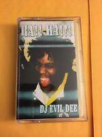RARE DJ Evil Dee - HA HA HA 90s Hip Hop NYC Cassette Mixtape Tape