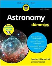 Astronomy for Dummies-Stephen P. Maran