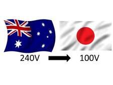 100W 240V to 100V Voltage Converter for Japanese Appliances