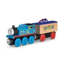 Thomas & Friends Wooden Railway Sam Thomas Great Bell Sodor Fireworks Cargo Car