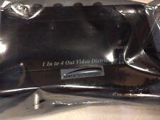 Speco Technologies SO-VIDDIST 1 In 4 Video Distibution