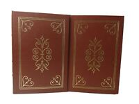 EASTON PRESS 1986  William Howard Taft Vol 1&2 Leather- Collector's Edition