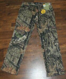 NEW Mossy Oak Break-Up Country Mens 5 Pocket Flex Jeans CHOOSE SIZE Hunting Pant