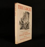 1939 The Local Edward Ardizzone Maurice Gorman Illus Colour Plates 1st