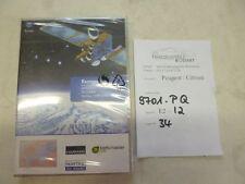 Harman Europe 2010/2011 SD Card MyWay / WIP NAV Navigation Peugeot Citroen NEU