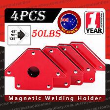 4PCS 23kgs Magnetic Welding Holder 50lbs Welding Magnets Metal Working Mig Tools