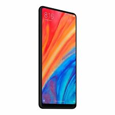 "Xiaomi Mi Mix 2s 128gb/6gb 5.99"" Unlocked Smartphone (black English Box) PP"