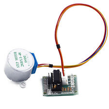 5V 4 Phase Geared Stepper Motor with ULN2003A Driver Board 28BYJ-48 Arduino