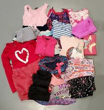 Large Lot Of 17 Girls Clothing Size 7-8 Many Brands Girls Clothing Items Justice