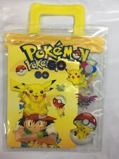 Pokemon Go Pikachu Pencil Case With Accessories Poke US Seller New