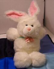 "Vintage Stuffed Rabbit - Ganz ""Cotton Candy"" - Approx. 18"" - Soft, Fluffy  (O71)"