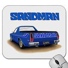HOLDEN  HX HZ  SANDMAN  UTE    308 V8     MOUSE PAD   MOUSE MAT