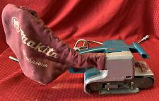Makita 9900B 3 x 21 Belt Sander With Dust Bag.