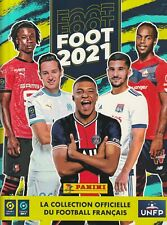 POSTER - STICKERS IMAGE VIGNETTE - PANINI FOOT 2020 / 2021 - a choisir