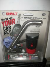 Bolt 7018448 5/8 Receiver Hitch Lock Uses OE Chrysler Ignition Key