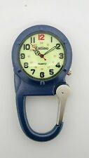 clip on carabiner fob watch chef F125