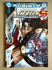 SUPERMAN ACTION COMICS #960 REBIRTH RYAN SOOK VARIANT 1ST PRINT DC COMICS (2016)