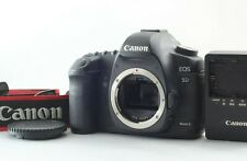 【EXC+5】Canon EOS 5D Mark II 21.1MP Digital SLR Camera Black From JAPAN