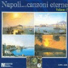 AAVV Napoli.....canzoni eterne vol.3  Box 4 CD