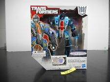 SEALED! TRANSFORMERS GENERATIONS 30 ANNIVERSARY DOUBLEDEALER VOYAGER 63-10