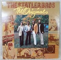 "THE STATLER BROTHERS 1979 The Originals 12"" Vinyl 33 LP Mercury SRM-1-5016 VG+"