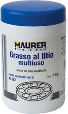 Grasso Al Litio Multiuso Maurer Plus In Barattolo