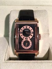 ROLEX MONTRE CELLINI PRINCE EN OR ROSE AVEC BOITE ET CARTE D'AUTHENTICITE