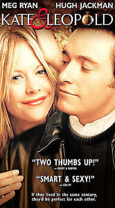 Kate and Leopold (VHS, 2002, VHS Rental)