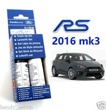 New! Genuine Ford Focus RS Stealth Touch up paint kit 18ml Twin Pack Stick