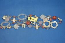 PREMIER DESIGNS JEWELRY BLUSH WOMEN'S NECKLACE BEAUTIFUL GLASS BEADS NEW W/TAGS