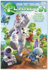 Planet 51 DVD