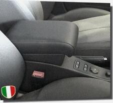 bracciolo SEAT LEON 2005-2012 nero REGOLABILE SOLO 1 Pz originale WOODCOMPANY-@