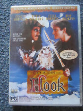 Dvd Hook Collector'S Edition Great * Must See *