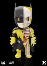 XXRAY x DC COMICS - BATMAN YELLOW LANTERN DISSECTED VINYL ART FIGURE (10cm) *NEW