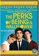 The Perks of Being a Wallflower   DVD   Brand new and sealed