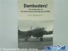 DAMBUSTERS THE INSIDE STORY PAPERBACK BOOK GUY GIBSON WWII WW2 RAF R.A.F T3