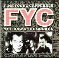 Fine Young Cannibals CD The Raw & The Cooked - Germany (EX/EX)