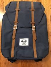 Herschel Supply Company Retreat Backpack Navy New