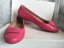 Max Mara Women's Shoes, fuxia color, size 37, leather  Scarpe Donna colore fuxia