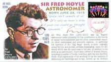 COVERSCAPE computer designed 100h anniversary birth of Sir Fred Hoyle cover