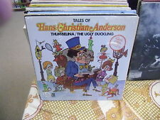 Tales of Hans Christian Anderson THUMBELINA/Ugly Duckling LP 1977 51 West SEALED