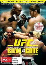 UFC #90 - Silva Vs Cote (DVD, 2009, 2-Disc Set)