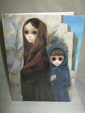 "VTG 1965 Margaret Keane (1) Buy 2 Get 1 Free ""SISTERS OF SEVILLE"" Greeting Card"