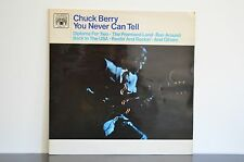 """1967 CHUCK BERRY You Never Can Tell 12"""" MONO UK PRESS Record NMINT Rock'n'Roll"""
