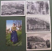 CORTINA D'AMPEZZO. (Belluno). 5 cartoline
