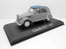1/43 COCHE CITROEN 2CV 1957 IXO RBA  1:43 METAL MODEL CAR MINIATURA alfreedom