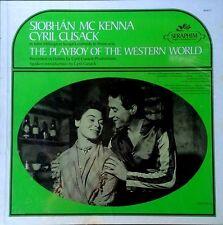 PLAYBOY OF WESTERN WORLD - SIOBHAN MC KENNA - 2 LP BOX SET - SERAPHIM - SEALED