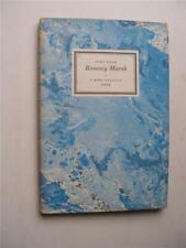 ROMNEY MARSH John Piper King Penguin 1st ed 1950 Dust wrapper Illustrated 23O