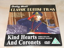 Daily Mail DVD - Kind Hearts and Coronets